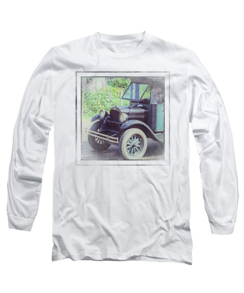 1926 Chevrolet One Tone Truck Long Sleeve T-Shirt