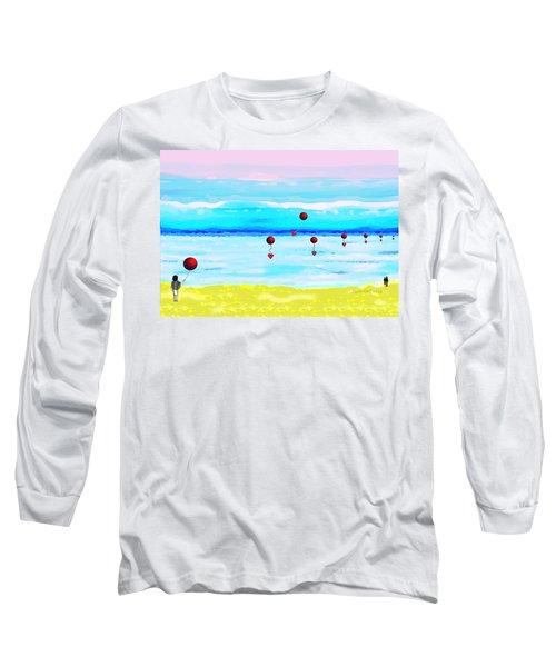 1926 -  Ocean Blue ... Long Sleeve T-Shirt