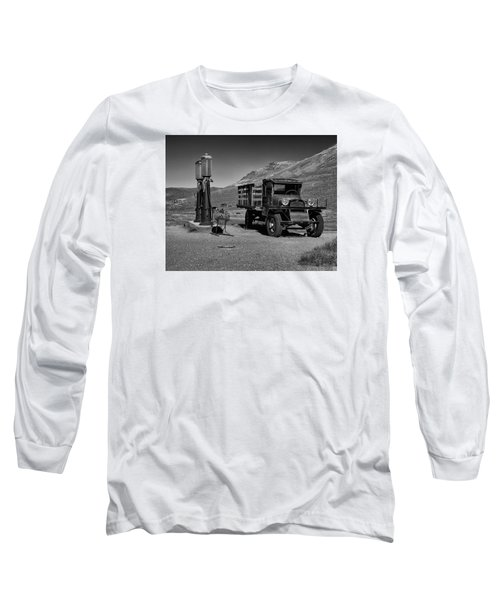 1927 Dodge Graham B And W Long Sleeve T-Shirt