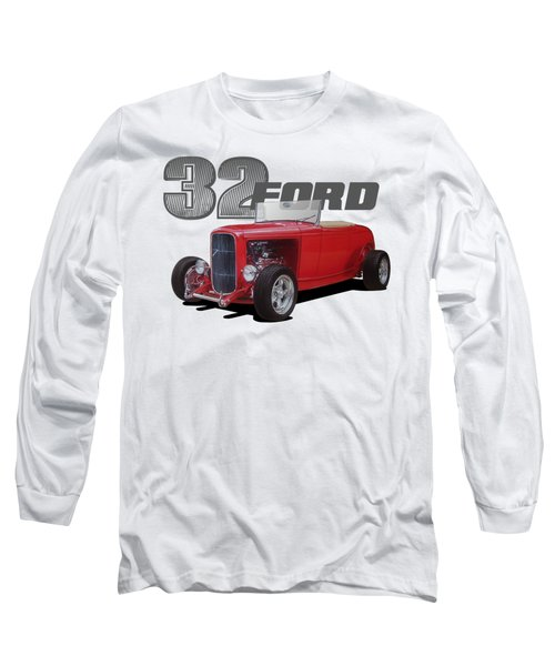 1932 Red Ford Long Sleeve T-Shirt