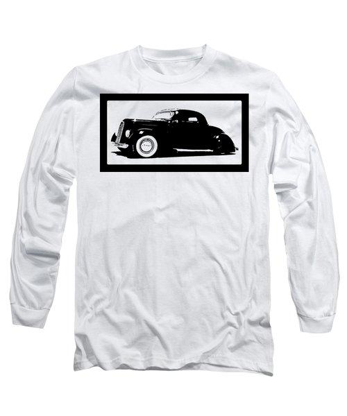 1936 Ford Custom Tee Long Sleeve T-Shirt