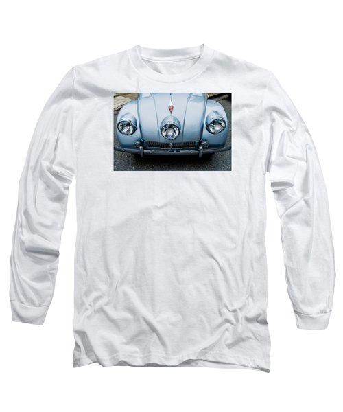 Long Sleeve T-Shirt featuring the photograph 1947 Tatra T87 by M G Whittingham