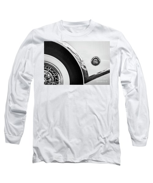 Long Sleeve T-Shirt featuring the photograph 1953 Buick Abstract  by Dennis Hedberg