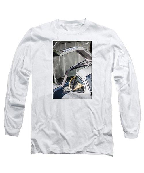 1954 Mercedes-benz 300sl Gullwing Long Sleeve T-Shirt
