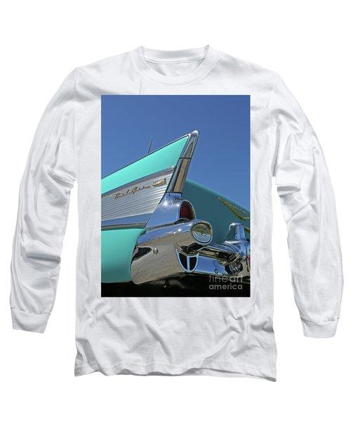 1957 Chevy Long Sleeve T-Shirt