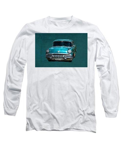 1957 Pontiac Bonneville Long Sleeve T-Shirt
