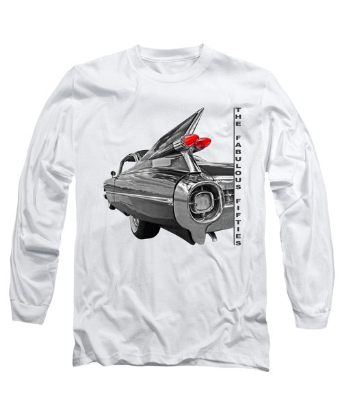 1959 Cadillac Tail Fins Long Sleeve T-Shirt