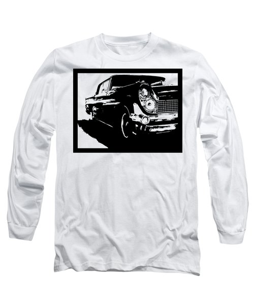 1959 Lincoln Continental Tee Long Sleeve T-Shirt