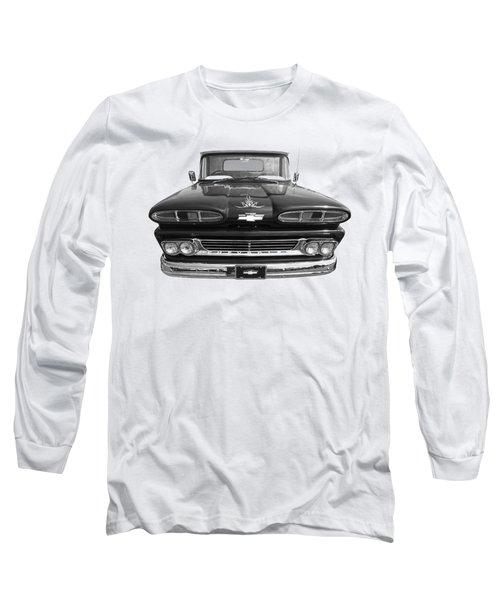 1960 Chevy Truck Long Sleeve T-Shirt