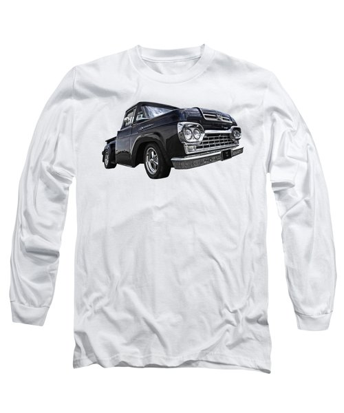 1960 Ford F100 Truck Long Sleeve T-Shirt