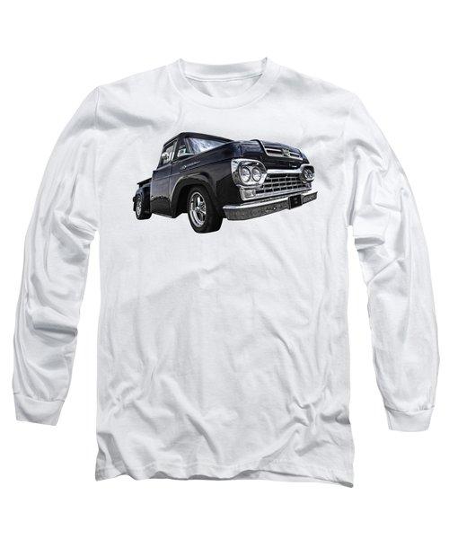 1960 Ford F100 Truck Long Sleeve T-Shirt
