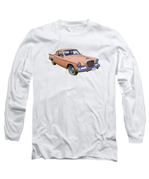 1961 Studebaker Hawk Coupe Long Sleeve T-Shirt