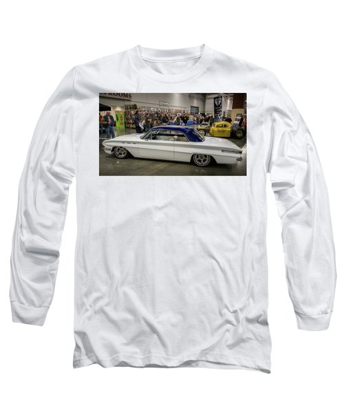 Long Sleeve T-Shirt featuring the photograph 1962 Buick Skylark by Randy Scherkenbach