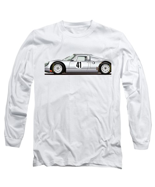 1964 Porsche 904 Carrera Gts Long Sleeve T-Shirt
