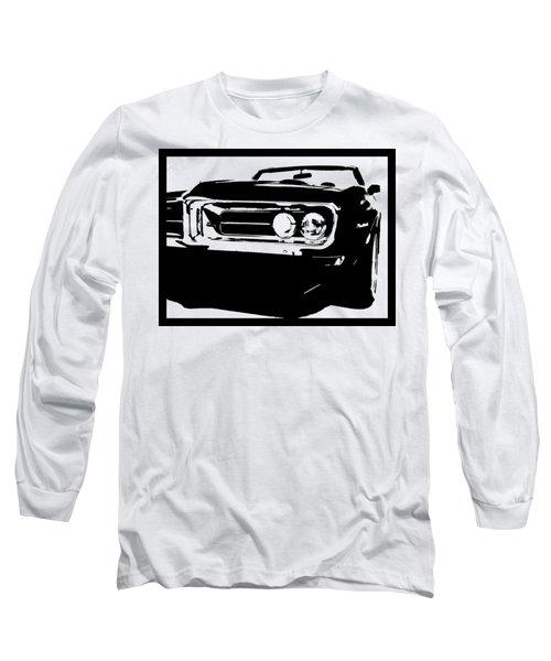 1968 Firebird Tee Long Sleeve T-Shirt