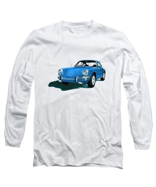 Porsche 911 1968 Long Sleeve T-Shirt