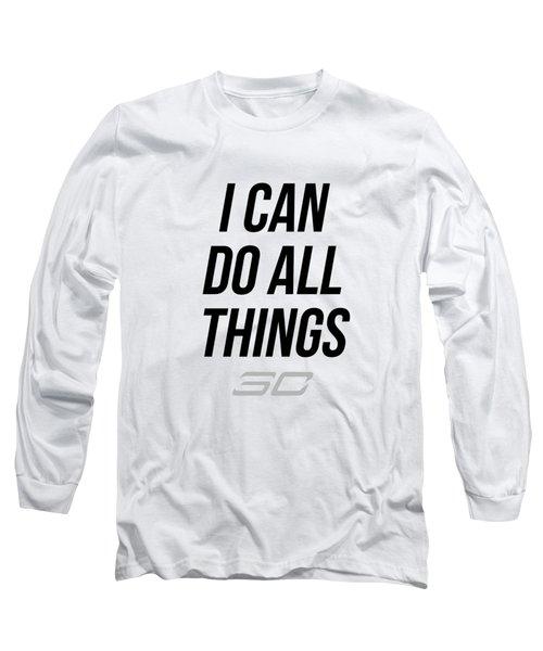 30 Long Sleeve T-Shirt