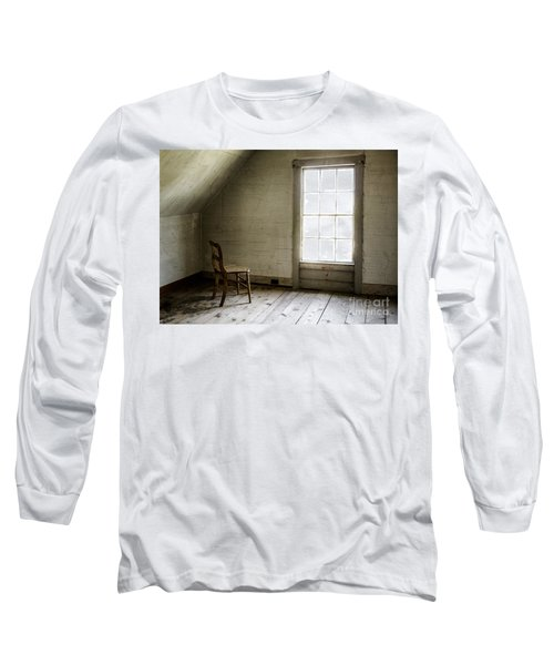 Abandoned   Long Sleeve T-Shirt by Diane Diederich