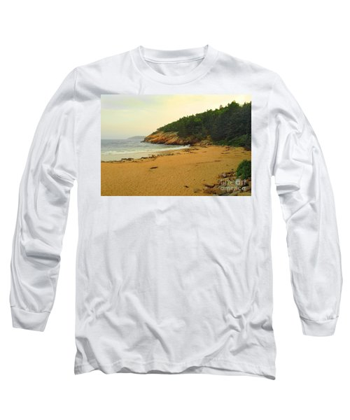 Acadia  Long Sleeve T-Shirt by Raymond Earley