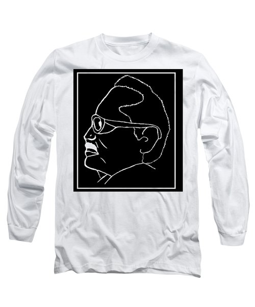 Agostinho Neto Long Sleeve T-Shirt