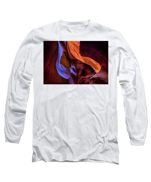 Antelope Canyon Colors Long Sleeve T-Shirt