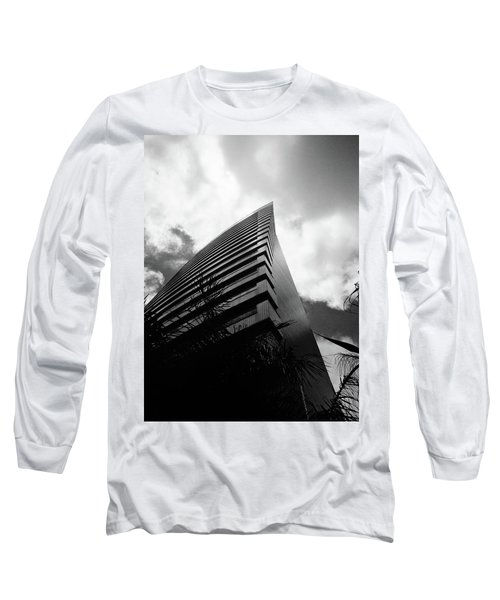 Architecture And Building Long Sleeve T-Shirt