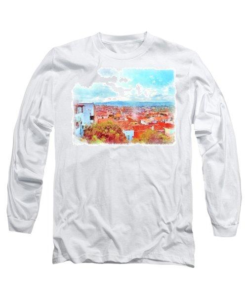 Arzachena View Long Sleeve T-Shirt