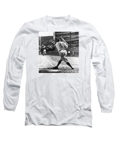 Babe Ruth Long Sleeve T-Shirt
