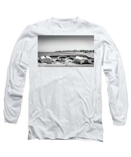 Boats. Long Sleeve T-Shirt