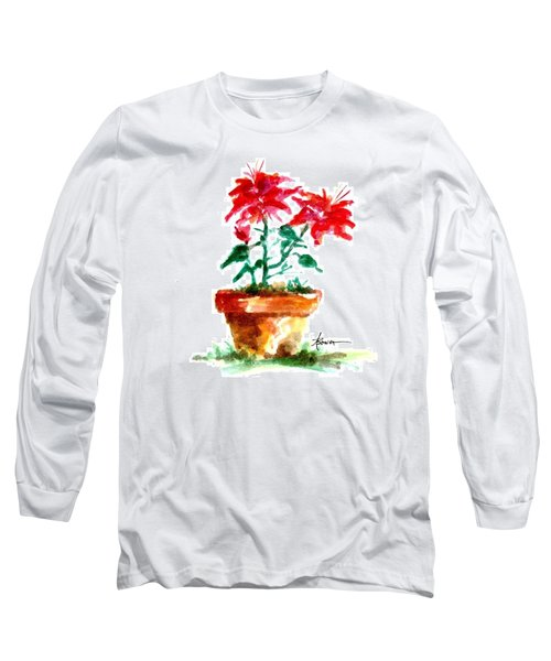Cracked Pot  Long Sleeve T-Shirt