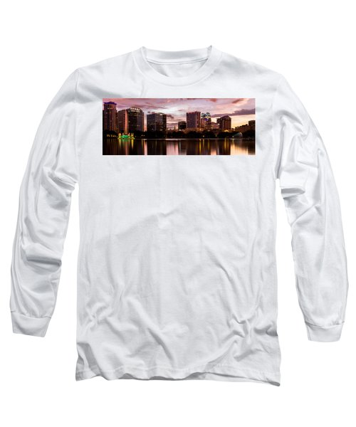 Downtown Orlando Long Sleeve T-Shirt