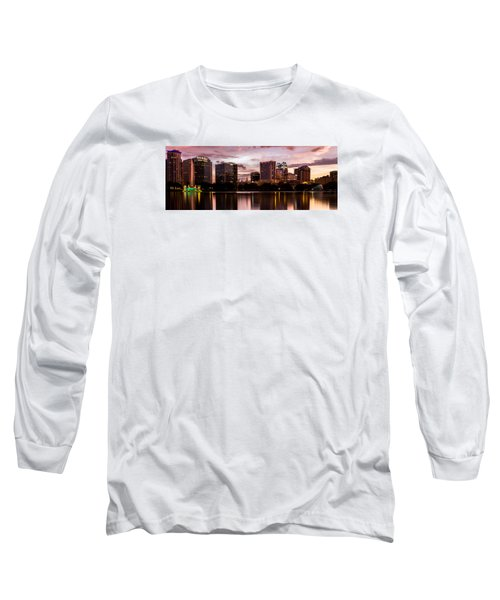 Downtown Orlando Long Sleeve T-Shirt
