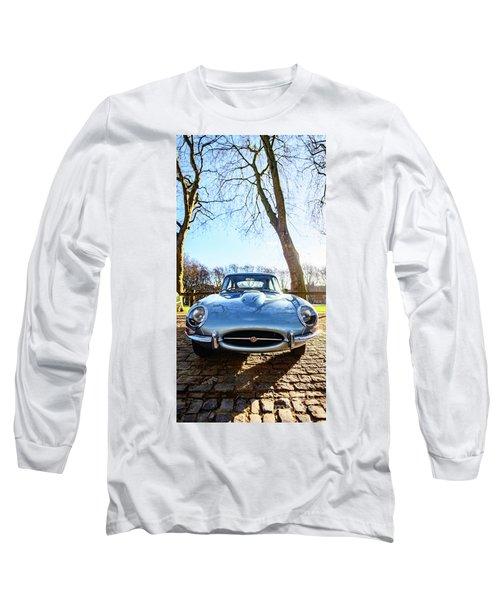 E Type Jaguar Long Sleeve T-Shirt