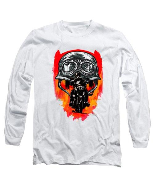 Freedom Long Sleeve T-Shirt by Andrzej Szczerski