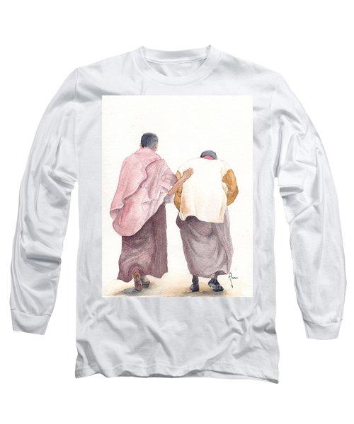 Friends Long Sleeve T-Shirt by Annemeet Hasidi- van der Leij