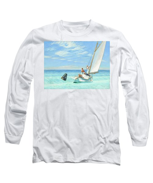 Ground Swell Long Sleeve T-Shirt