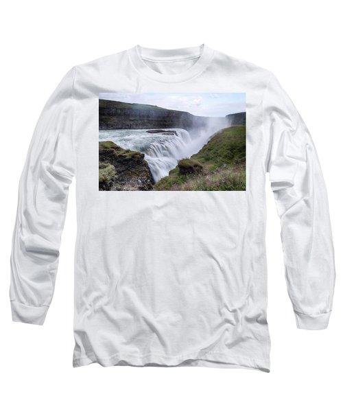 Gullfoss - Iceland Long Sleeve T-Shirt