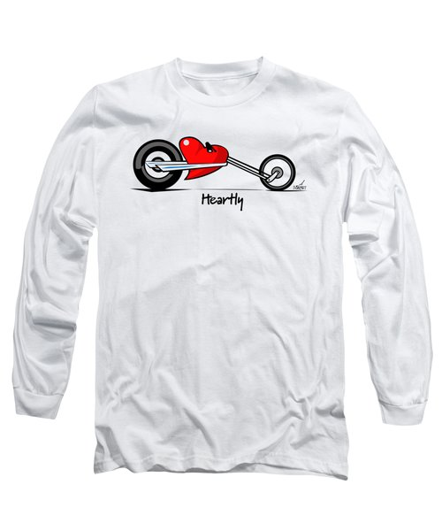 Heartly Long Sleeve T-Shirt