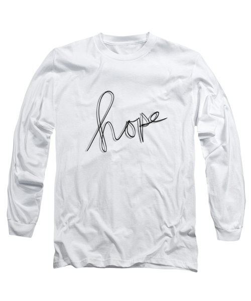 Hope Long Sleeve T-Shirt