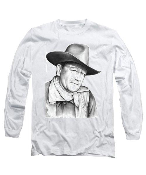 John Wayne Long Sleeve T-Shirt
