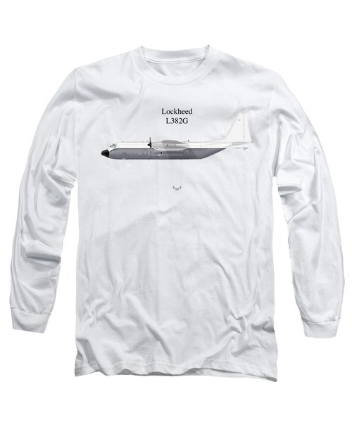 Lockheed L382g Long Sleeve T-Shirt