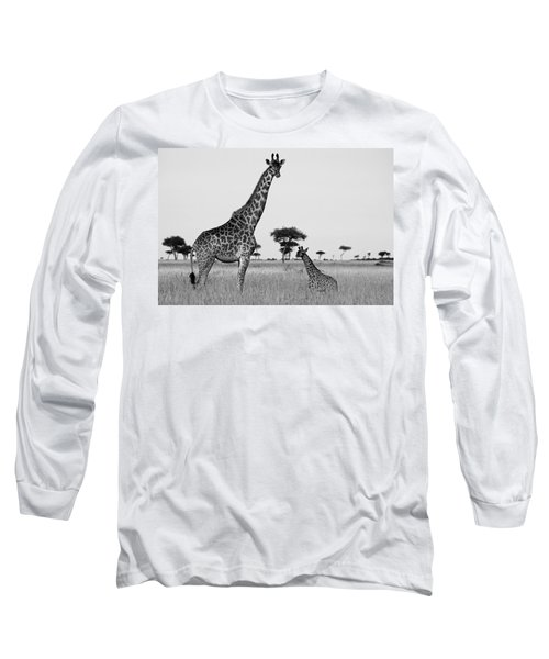 Meet My Little One Long Sleeve T-Shirt