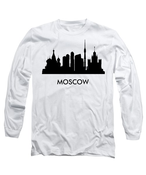 Moscow Long Sleeve T-Shirt