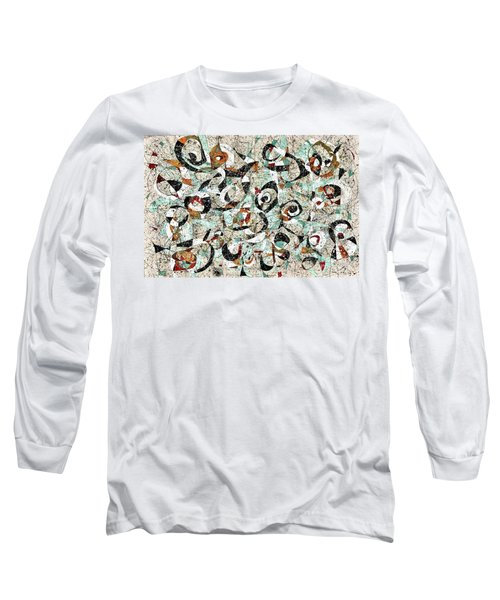 #2 Long Sleeve T-Shirt