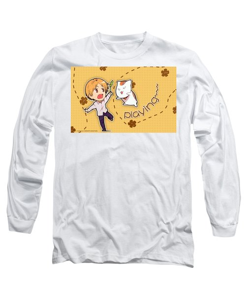 Natsume's Book Of Friends Long Sleeve T-Shirt