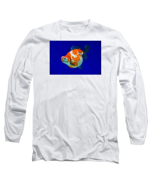 Pearl Scale Goldfish Long Sleeve T-Shirt