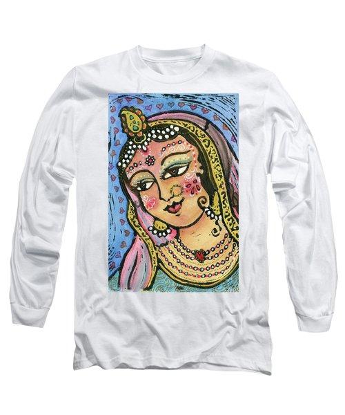 Radha Long Sleeve T-Shirt