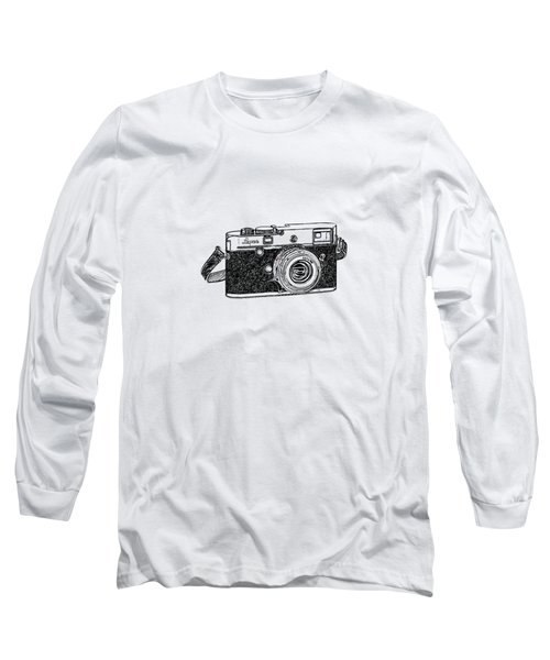Rangefinder Camera Long Sleeve T-Shirt