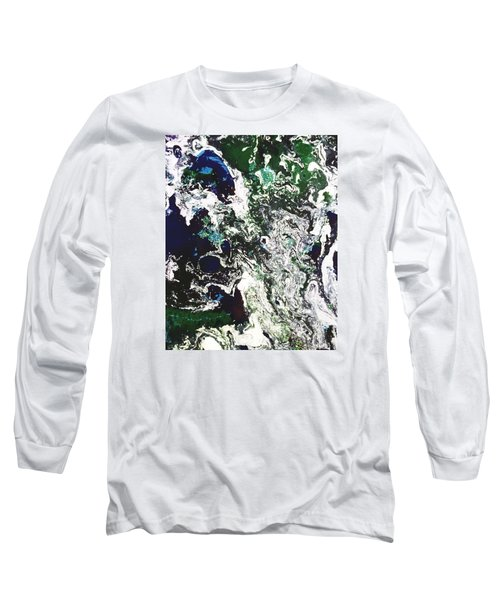 Space Odyssey Long Sleeve T-Shirt