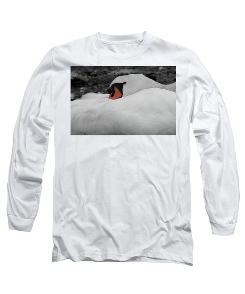 Long Sleeve T-Shirt featuring the photograph Sleeping Beauty by Scott Carruthers